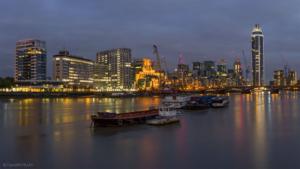 London, Millennium Pier 2018-06-18 panorama2a