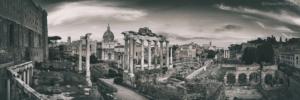 Rzym, Forum Romanum 2019-10-14 panorama1aa