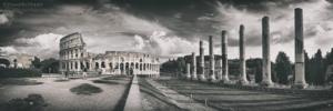 Rzym, Koloseum 2019-10-14 panorama3aa