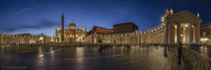 Rzym, Plac Św. Piotra 2019-10-12 panorama1a