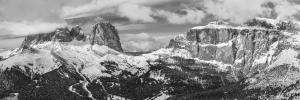 Sassolungo i Gruppo del Sella 2017-02-08 panorama1