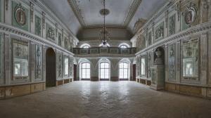 Bożków - pałac von Magnis  2017-01-22 panorama1