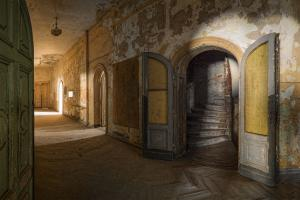 Bożków - pałac von Magnis  2017-01-22 panorama18