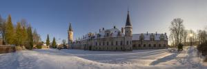 Bożków - pałac von Magnis  2017-01-22 panorama21
