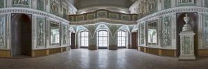 Bożków - pałac von Magnis  2017-01-22 panorama3