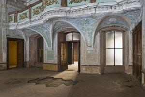 Bożków - pałac von Magnis  2017-01-22 panorama5