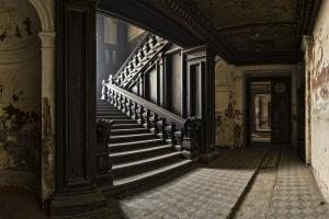 Bożków - pałac von Magnis  2017-01-22 panorama9