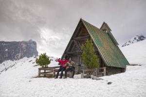 Dolomity, Passo Giau20180503 24a