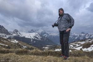 Dolomity, Passo Sella 20180502 01
