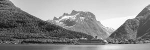 Norwegia, Romsdalsfjord 2016-06-06 panorama