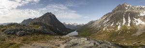 Norwegia,szczyt Litlefjellet 2016-06-06 panorama1
