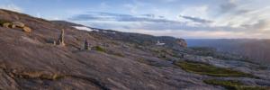 Norwegia, Kjerag 2018-06-06 panorama1