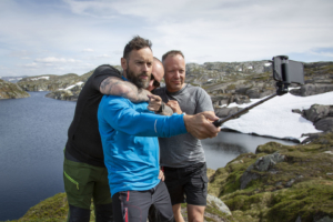 Norwegia, Kjerag i okolice 20180606 007