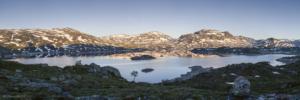Norwegia, jez.Stavatn 2018-06-08 panorama5