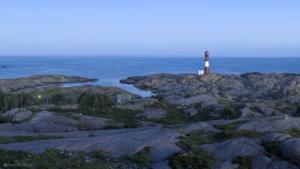 Norwegia, latarnia Eigeroy 2018-06-06 panoramaa