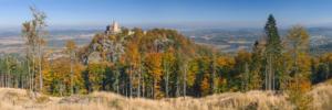 Chojnik 2010-10-10 panorama