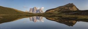 Dolomity, Monte Pelmo 20200918 panorama1