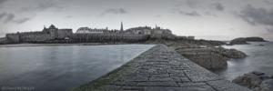France, Saint-Malo 08-2014 panorama1