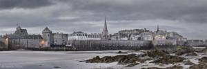 France, Saint-Malo 12-08-2014 panorama2