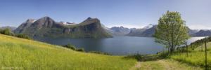 Norwegia, 2016-06-06 panorama2