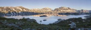 Norwegia, jez.Stavatn 2018-06-08 panorama5a