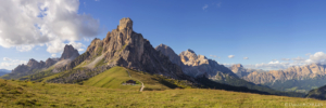 Passo Giau, Ra Gusela 2016-08-13 panorama4