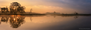 Poranek nad Wartą 25-10-2008 panorama1