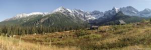 Tatry, Dolina Gąsienicowa 28-09-2014 panorama5
