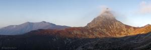 Tatry, Dolina Jamnicka i Rohacz Ostry 2016-09-16 panorama2a