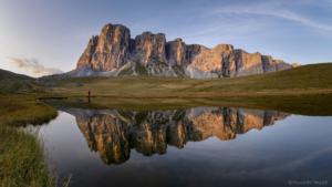 Dolomity, Lastoni de Formin 20200918 panorama3