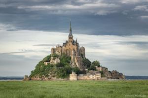 Francja, Mont Saint Michel 2019-06-02  (14)