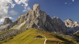 Passo Giau, Ra Gusela 2016-08-13 panorama3
