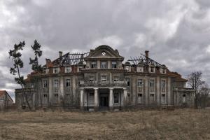 Pałac Bełcz Wielki 2017-03-05 panorama2